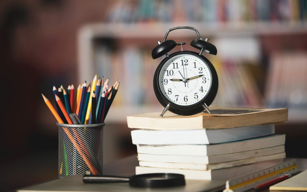 Soft skills in college: time management