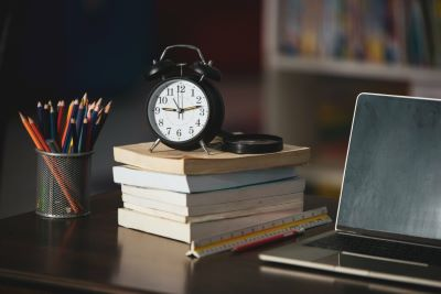 Time management for education