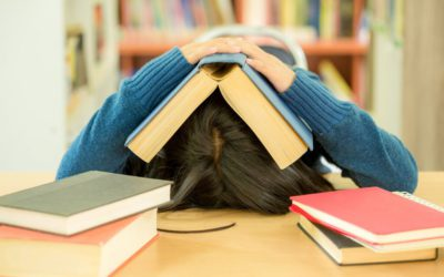 Student overwhelm and an app that can help